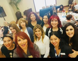 Business Women's conference